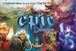 Tiny Epic Defenders 2nd Edition - Board Games Master Australia | KIds | Familiy | Adults | Party | Online | Strategy Games | New Release