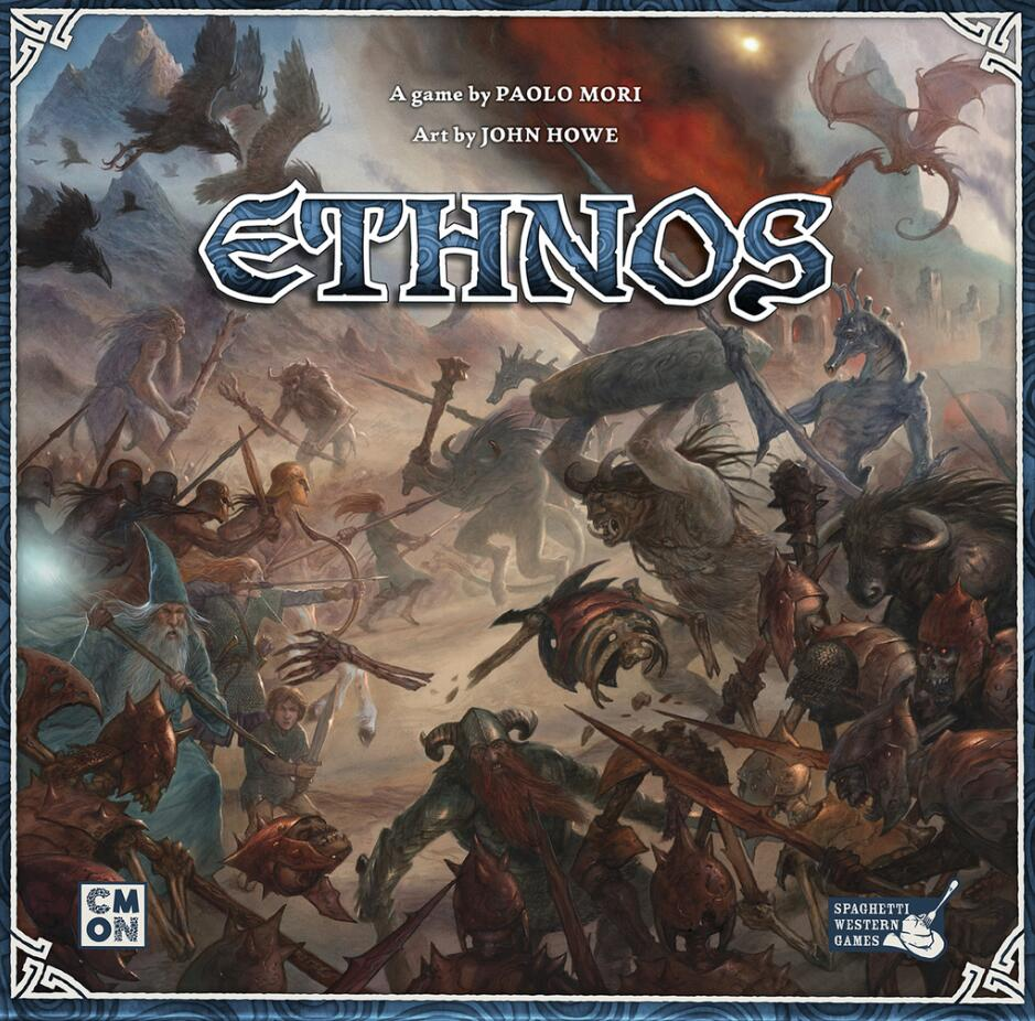 Ethnos - Board Games Master Australia | KIds | Familiy | Adults | Party | Online | Strategy Games | New Release