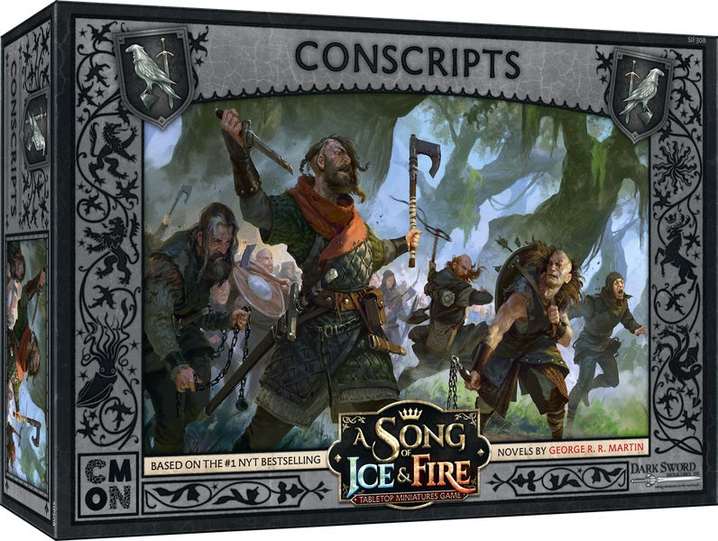 A Song of Ice and Fire TMG - Conscripts