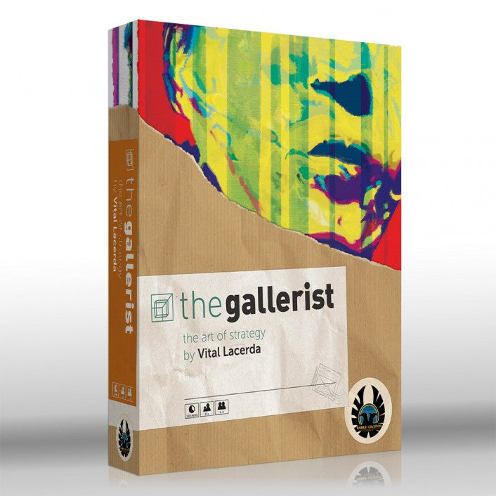 【Pre-Order】The Gallerist Complete Edition