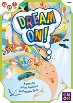 Dream On - Board Games Master Australia | KIds | Familiy | Adults | Party | Online | Strategy Games | New Release
