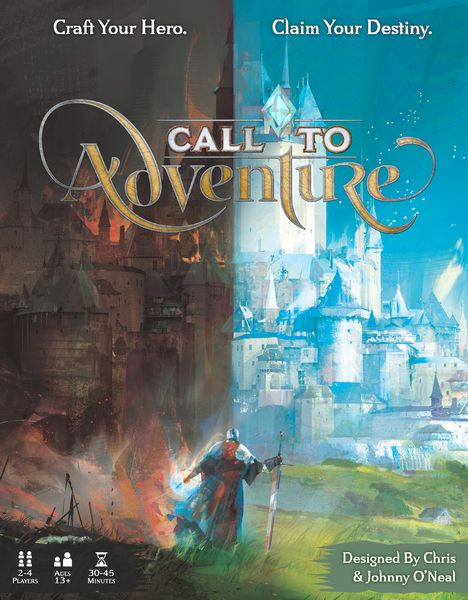 【Pre-Order】Call to Adventure