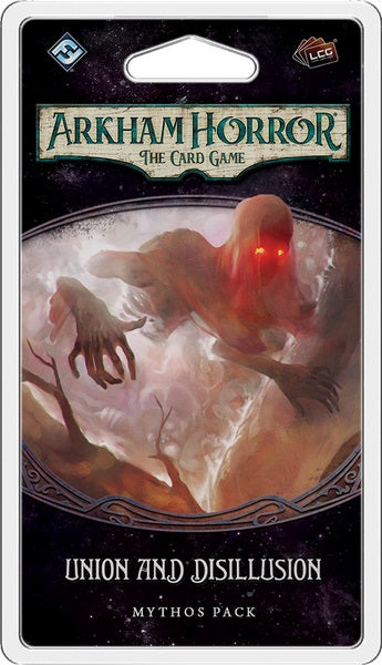 Arkham Horror LCG - Union and Disillusion Mythos Pack