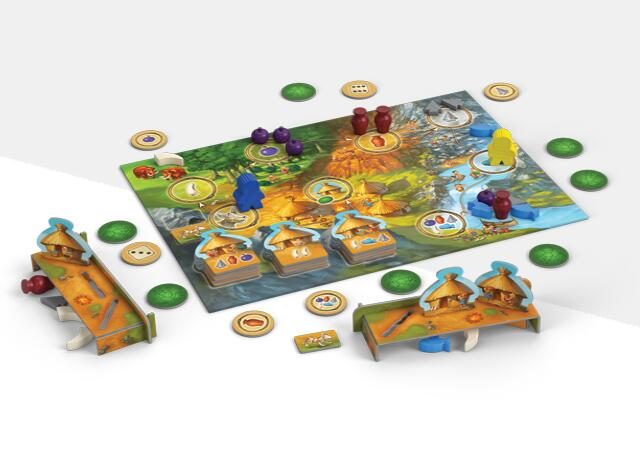 My first Stone Age - Board Games Master Australia | KIds | Familiy | Adults | Party | Online | Strategy Games | New Release