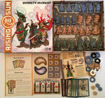 Rising Sun Dynasty Invasion - Board Games Master Australia | KIds | Familiy | Adults | Party | Online | Strategy Games | New Release