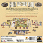 Great Western Trail - Board Games Master Australia | KIds | Familiy | Adults | Party | Online | Strategy Games | New Release