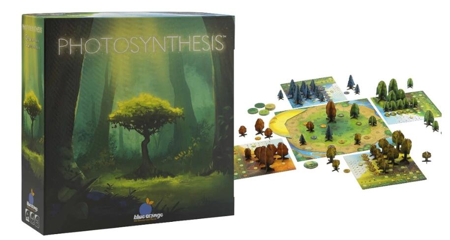 Photosynthesis - Board Games Master Australia | KIds | Familiy | Adults | Party | Online | Strategy Games | New Release