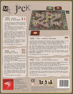 Mr. Jack Revised Edition - Board Games Master Australia | KIds | Familiy | Adults | Party | Online | Strategy Games | New Release