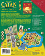 Catan Cities & Knights - Board Games Master Australia | KIds | Familiy | Adults | Party | Online | Strategy Games | New Release