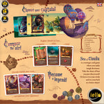 Sea of Clouds - Board Games Master Australia | KIds | Familiy | Adults | Party | Online | Strategy Games | New Release
