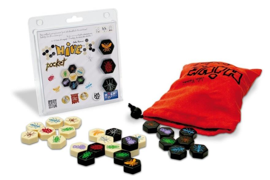 Hive Pocket - Board Games Master Australia | KIds | Familiy | Adults | Party | Online | Strategy Games | New Release