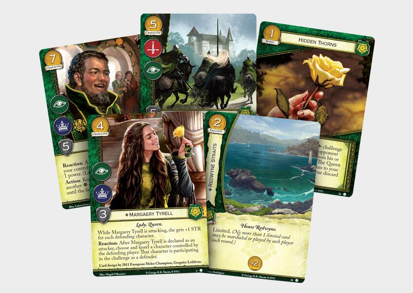 A Game of Thrones LCG House of Thorns - Board Games Master Australia | KIds | Familiy | Adults | Party | Online | Strategy Games | New Release