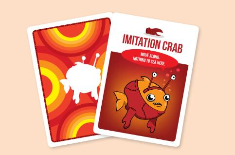 You've Got Crabs - Imitation Crab Expansion - Board Games Master Australia | KIds | Familiy | Adults | Party | Online | Strategy Games | New Release