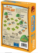 My first Stone Age Card Game - Board Games Master Australia | KIds | Familiy | Adults | Party | Online | Strategy Games | New Release
