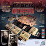 Black Orchestra - 2nd Edition - Board Games Master Australia | KIds | Familiy | Adults | Party | Online | Strategy Games | New Release