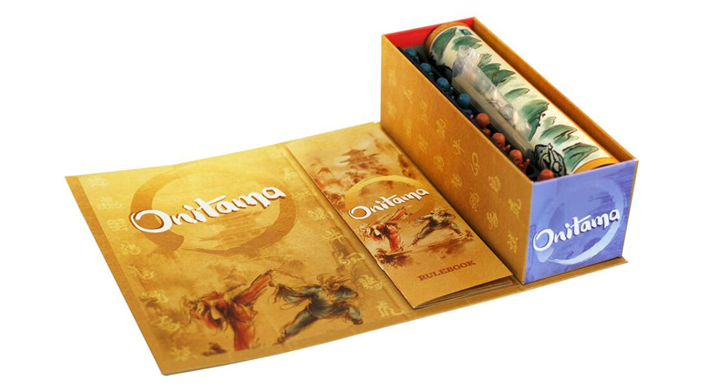 Onitama - Board Games Master Australia | KIds | Familiy | Adults | Party | Online | Strategy Games | New Release