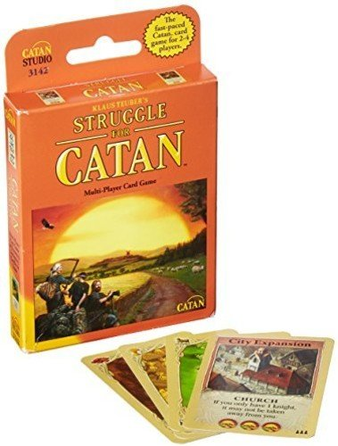 Struggle for Catan - Board Games Master Australia | KIds | Familiy | Adults | Party | Online | Strategy Games | New Release