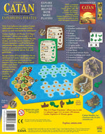 Catan Explorers and Pirates Expansion - Board Games Master Australia | KIds | Familiy | Adults | Party | Online | Strategy Games | New Release