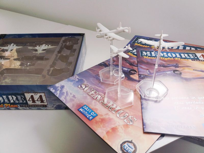 【Pre-Order】Memoir '44 New Flight Plan