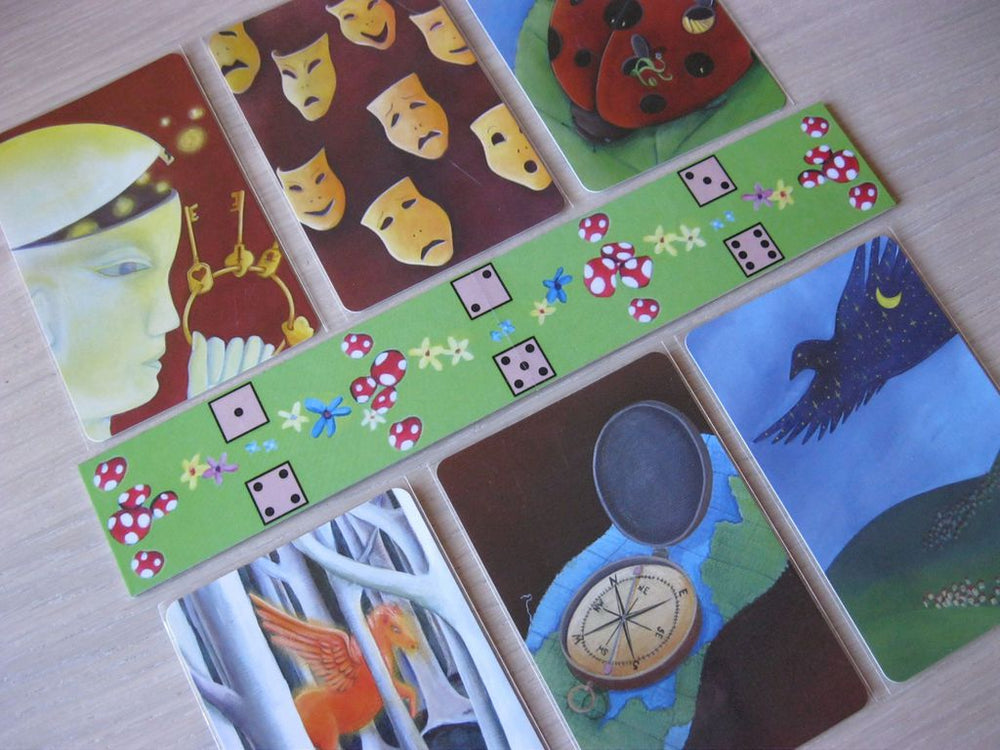 Dixit - Board Games Master Australia | KIds | Familiy | Adults | Party | Online | Strategy Games | New Release