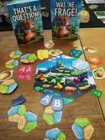 That's a Question! - Board Games Master Australia | KIds | Familiy | Adults | Party | Online | Strategy Games | New Release