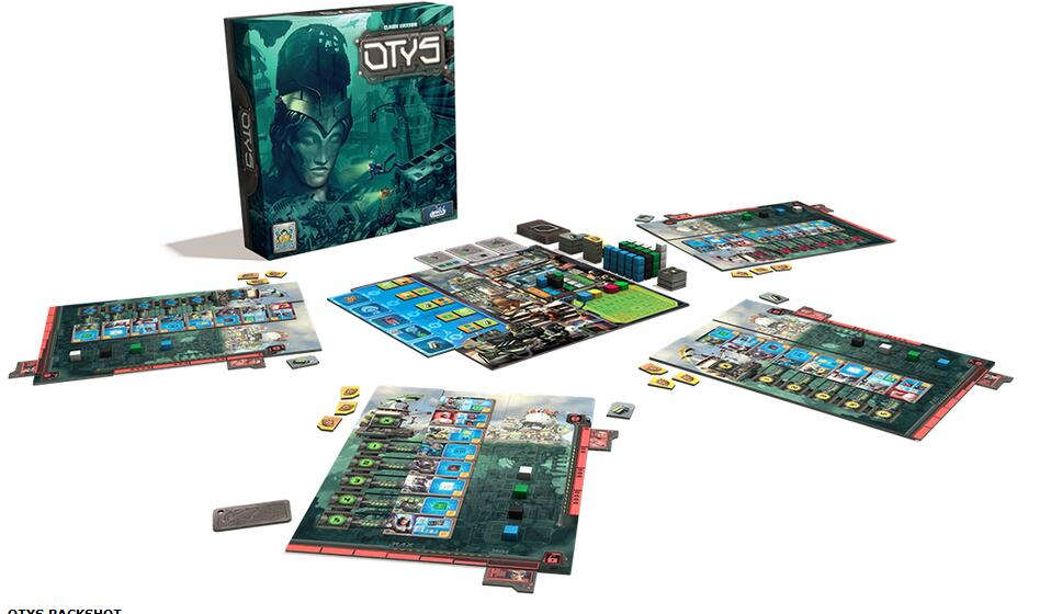 Otys - Board Games Master Australia | KIds | Familiy | Adults | Party | Online | Strategy Games | New Release
