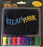 Steam Park Robots - Board Games Master Australia | KIds | Familiy | Adults | Party | Online | Strategy Games | New Release