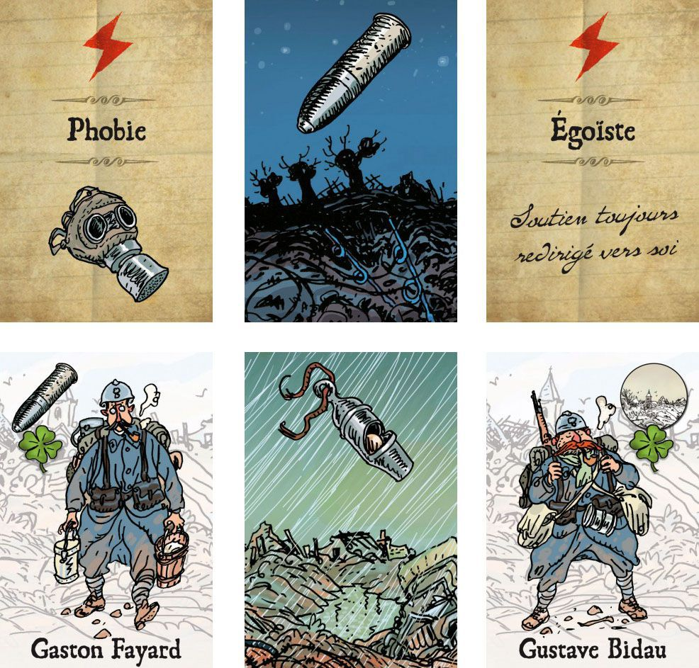 The Grizzled - Board Games Master Australia | KIds | Familiy | Adults | Party | Online | Strategy Games | New Release