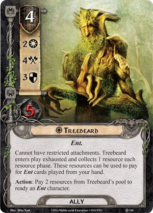 The Lord of the Rings The Card Game – The Antlered Crown