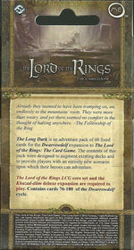 The Lord of the Rings The Card Game – The Long Dark