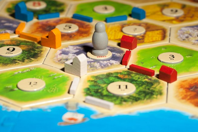 Catan Trade Build Settle - Board Games Master Australia | KIds | Familiy | Adults | Party | Online | Strategy Games | New Release