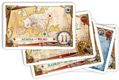 Ticket to Ride Europa 1912 - Board Games Master Australia | KIds | Familiy | Adults | Party | Online | Strategy Games | New Release