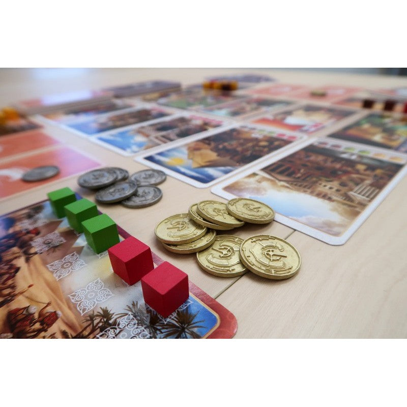 Century Spice Road - Board Games Master Australia | KIds | Familiy | Adults | Party | Online | Strategy Games | New Release
