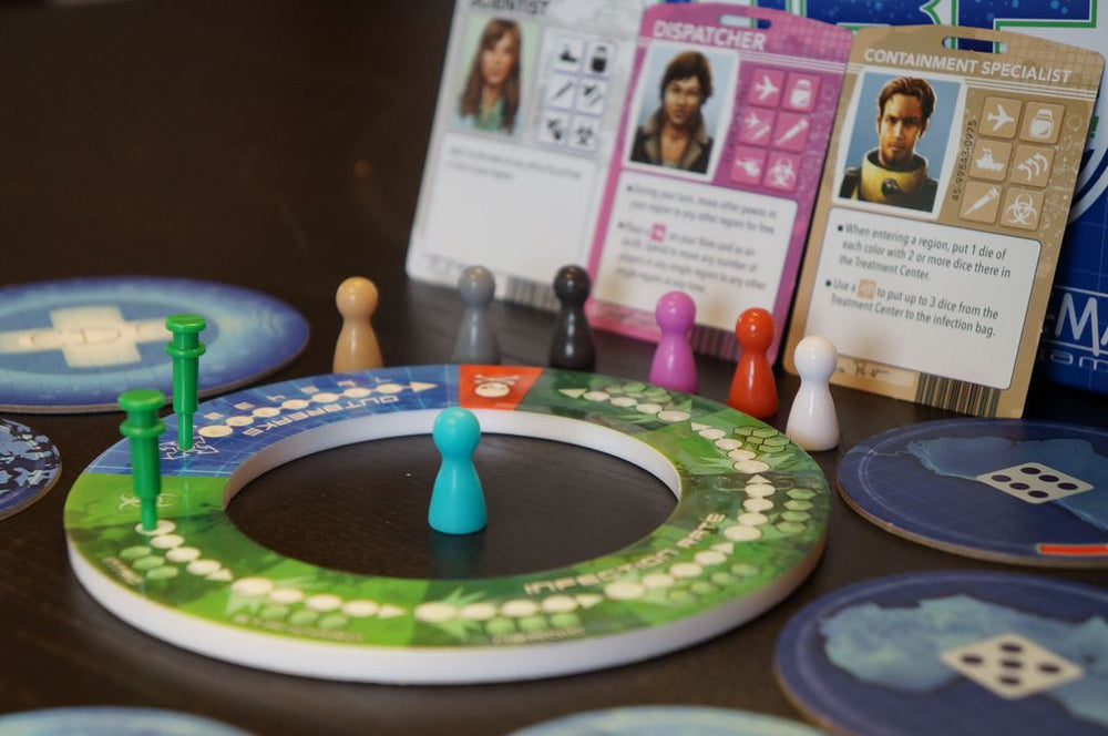 Pandemic the Cure - Board Games Master Australia | KIds | Familiy | Adults | Party | Online | Strategy Games | New Release