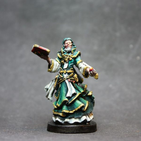 Descent 2nd Edition Tristayne Olliven Lieutenant
