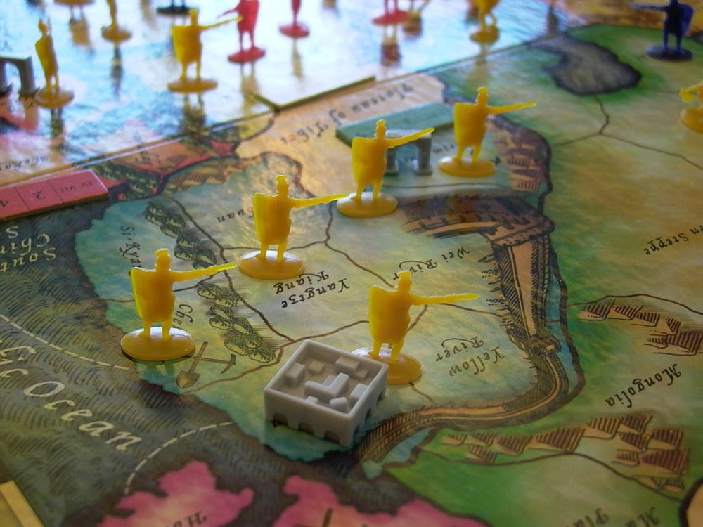 History of the World - Board Games Master Australia | KIds | Familiy | Adults | Party | Online | Strategy Games | New Release