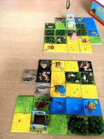 Kingdomino - Board Games Master Australia | KIds | Familiy | Adults | Party | Online | Strategy Games | New Release
