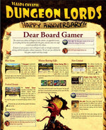 Dungeon Lords: Happy Anniversary - Board Games Master Australia | KIds | Familiy | Adults | Party | Online | Strategy Games | New Release
