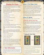 Kingsburg (Second Edition) - Board Games Master Australia | KIds | Familiy | Adults | Party | Online | Strategy Games | New Release