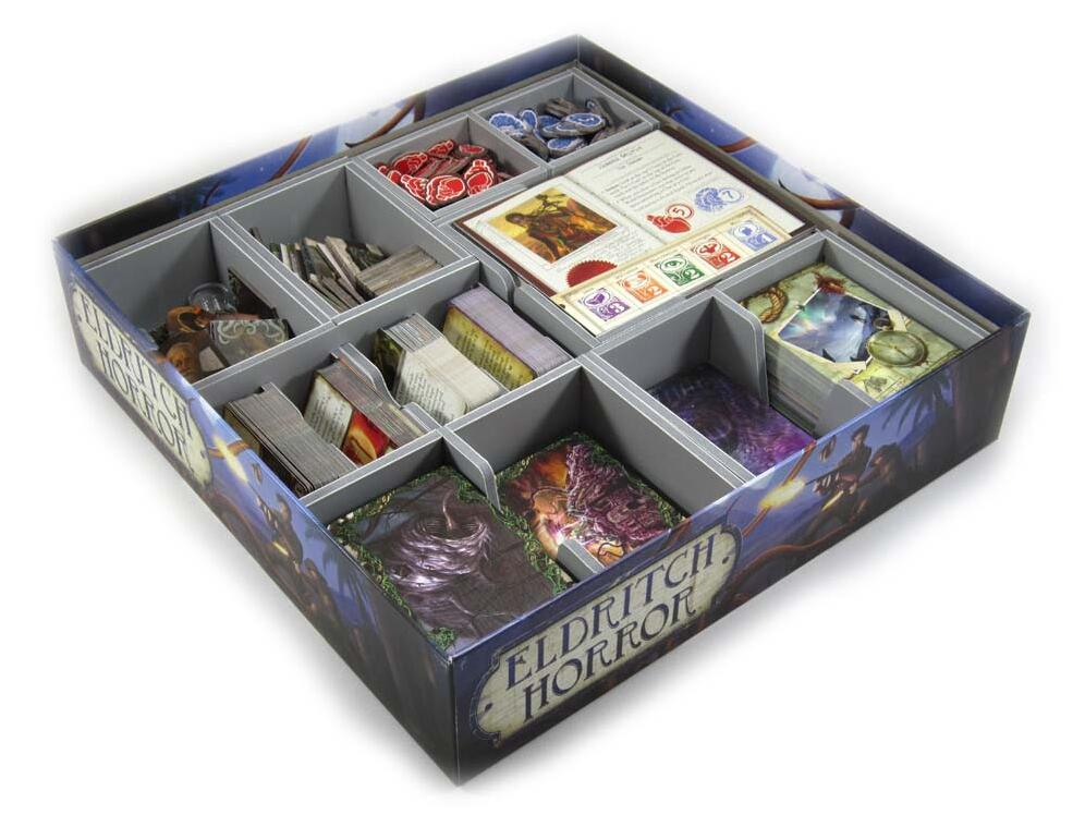 【Pre-Order】Folded Space Game Inserts - Eldritch Horror