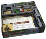 Folded Space Game Inserts - Robinson Crusoe
