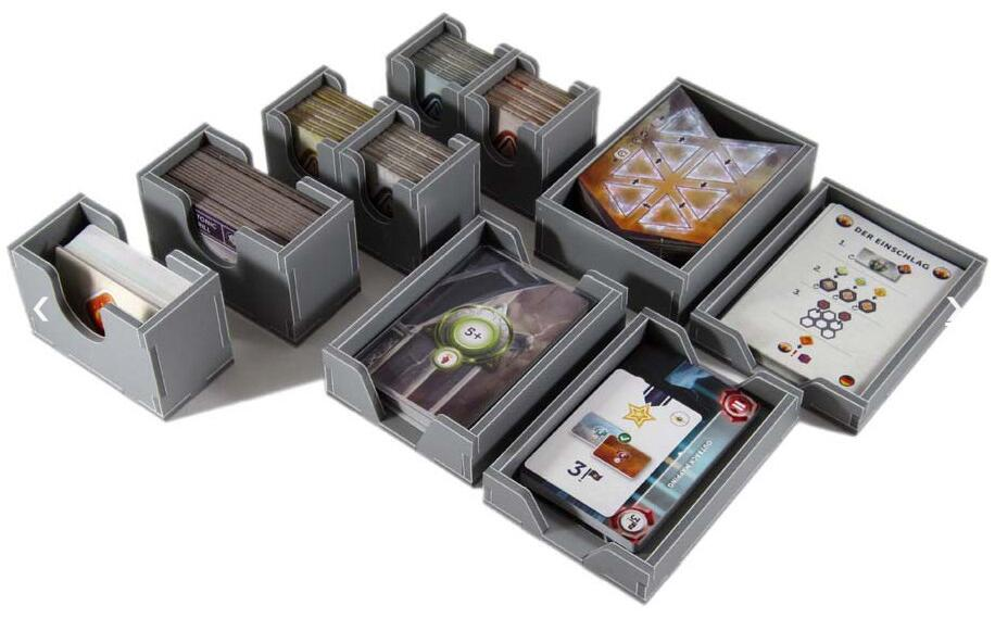 Folded Space Game Inserts - Anachrony