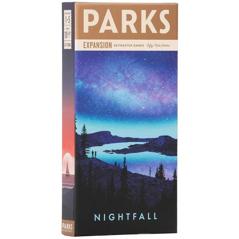 Parks Expansion Nightfall