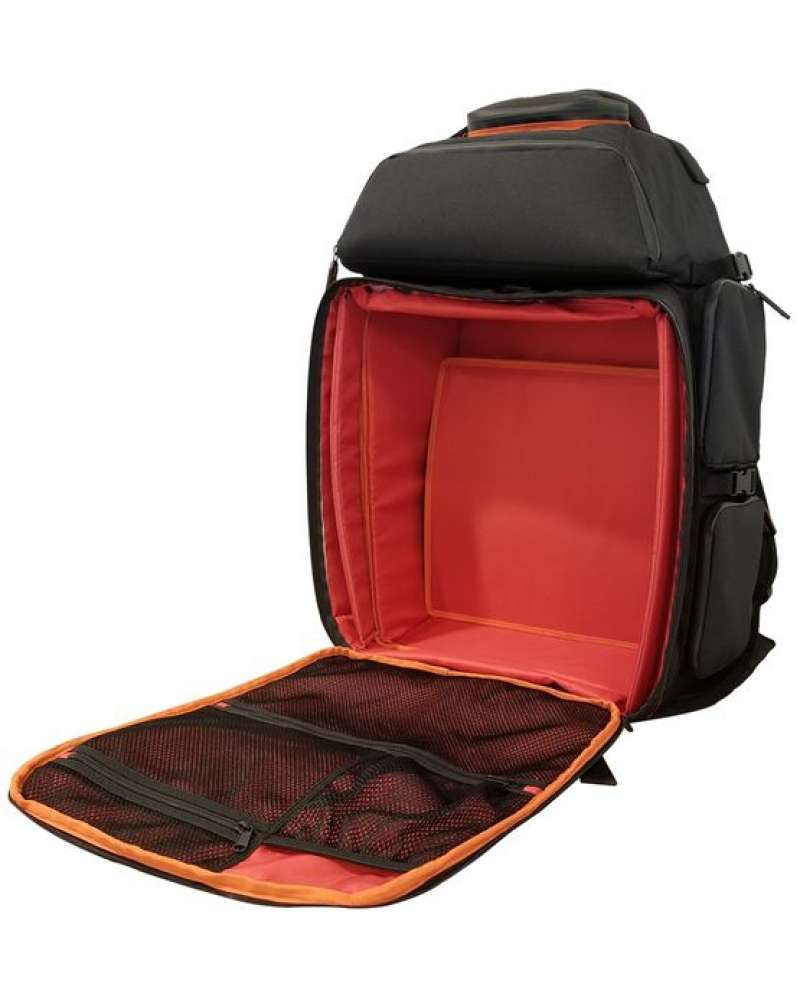 Boardgame Backpack - Black/Red