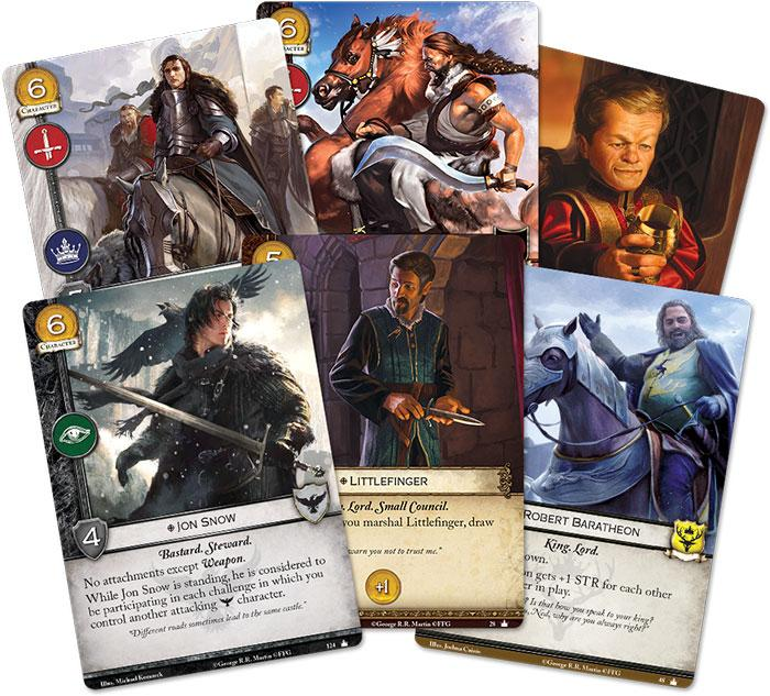 A Game of Thrones LCG 2nd Edition - Board Games Master Australia | KIds | Familiy | Adults | Party | Online | Strategy Games | New Release