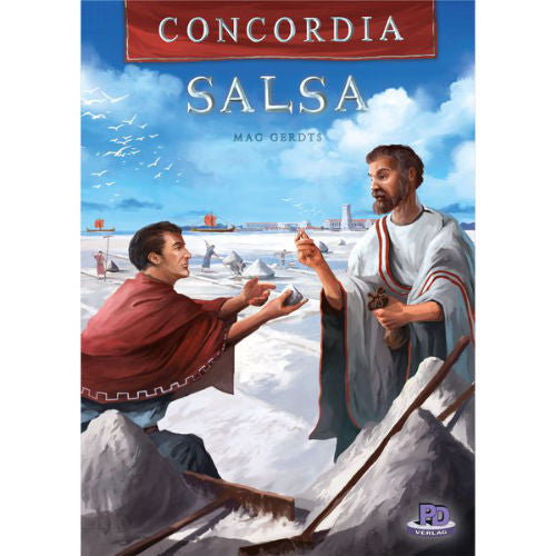 Concordia Salsa Expansion