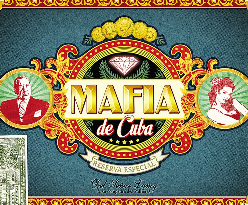 Mafia de Cuba - Board Games Master Australia | KIds | Familiy | Adults | Party | Online | Strategy Games | New Release