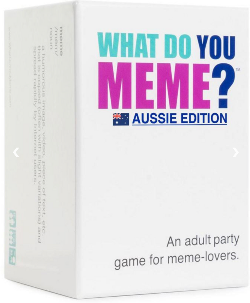What Do You Meme? Aussie Edition