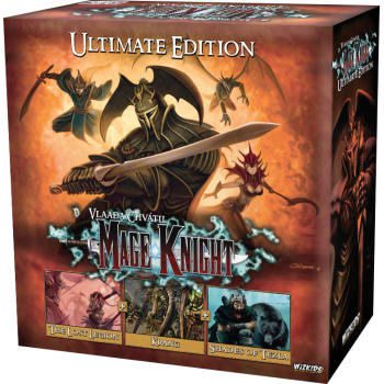 Mage Knight Board Game Ultimate Edition