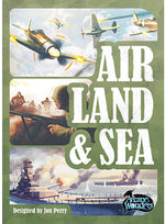 【Pre-Order】Air Land & Sea Revised Edition